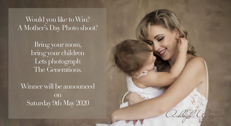 WIN A MOTHERS DAY PHOTO SHOOT